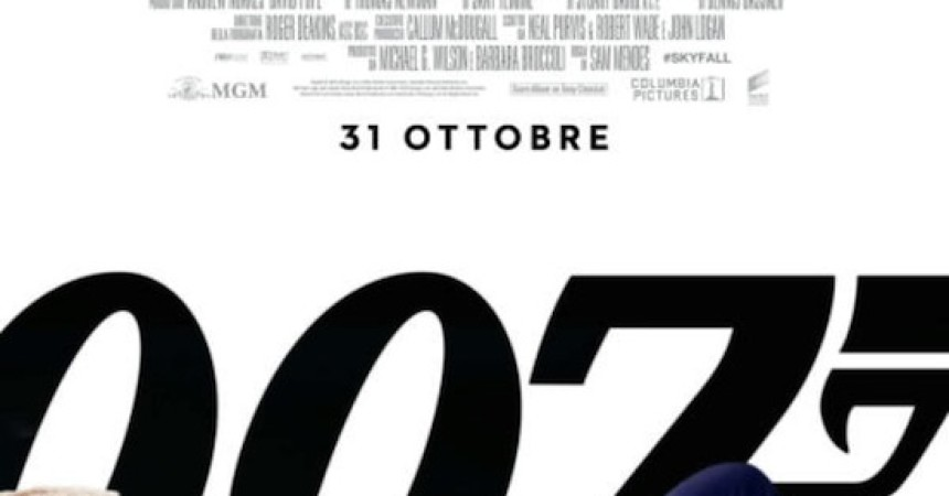 Cinema: 007 – Skyfall
