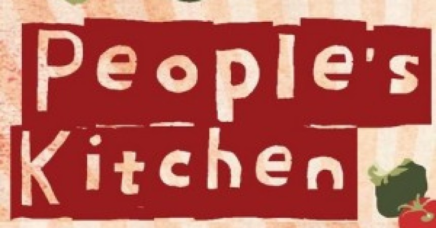 The People's Kitchen: Food by the people for the people
