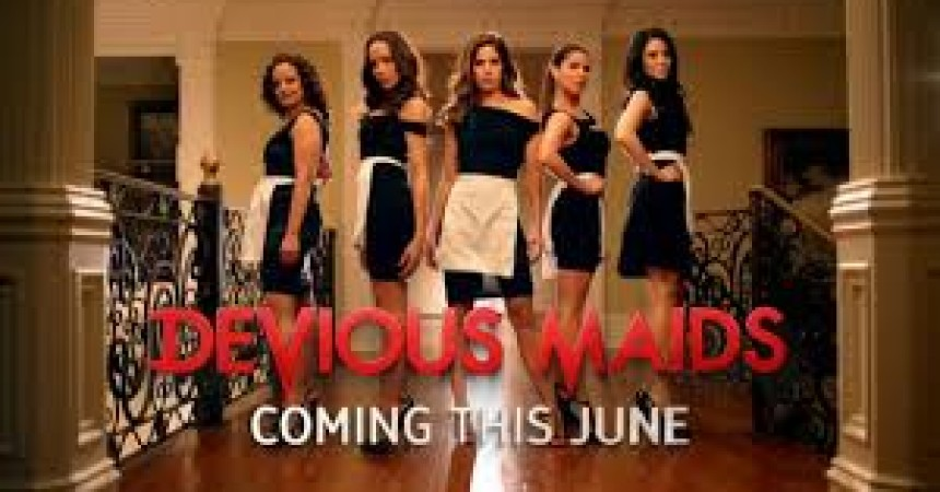 Da Desperate Housewife a Devious Maids
