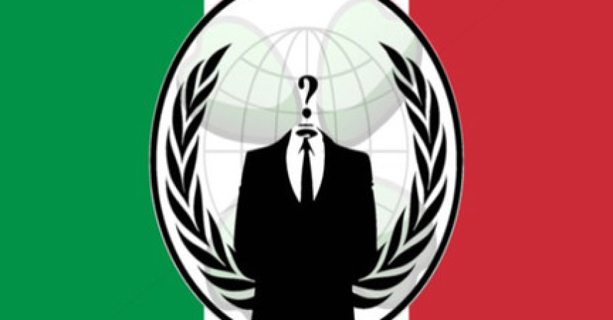 Anonymous: hackerato il computer di Scopelliti