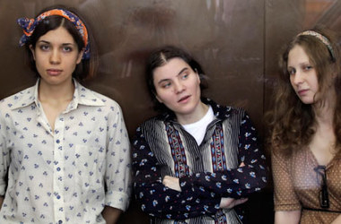 Le 'Pussy Riot' arrivano ad Hollywood