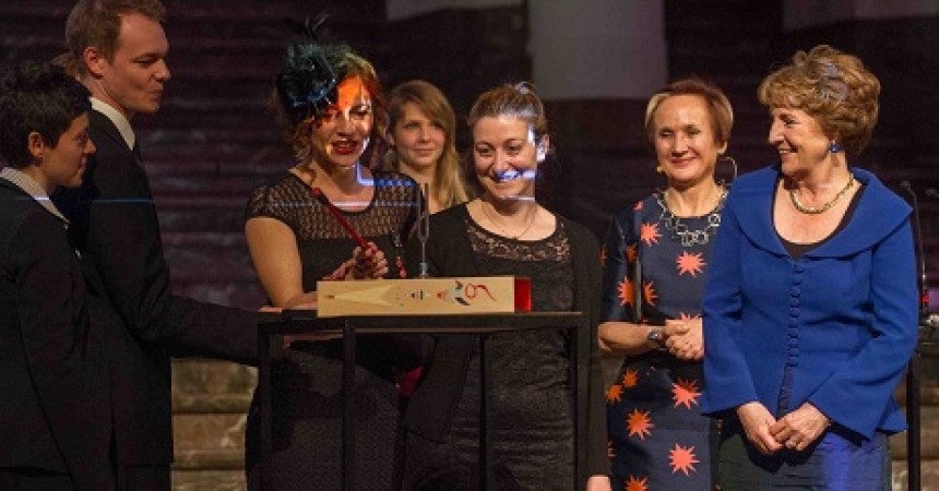 Il Princess Margriet Award assegnato al Teatro Valle Occupato