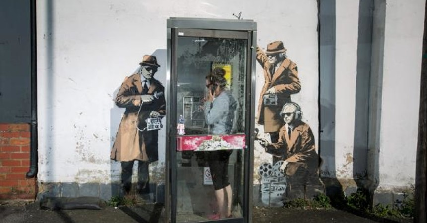 News – Banksy colpisce ancora