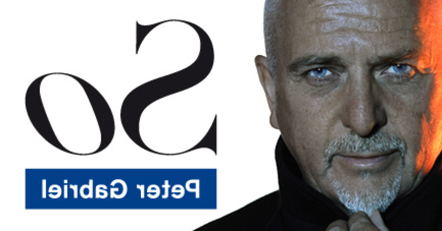 Peter Gabriel – Back To Front