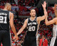 NBA: San Antonio vola con i suoi Big Three