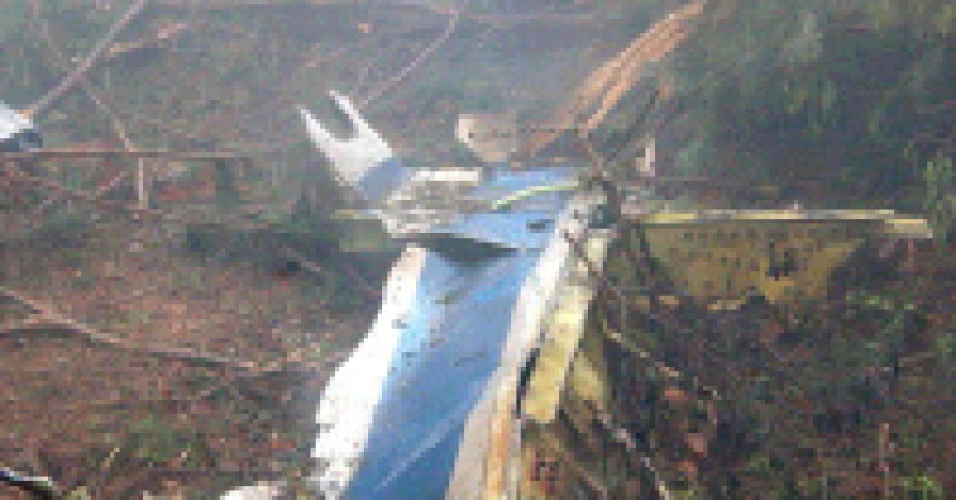 News – Taiwain, incidente aereo
