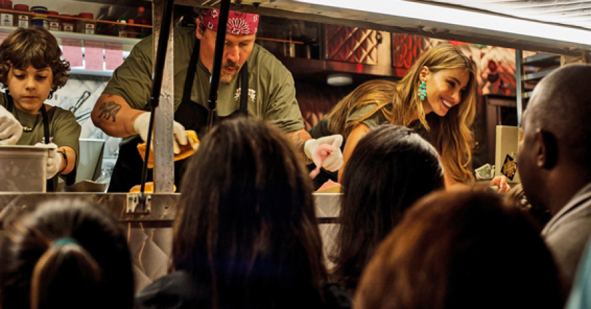 Chef, la ricetta dello street food al cinema
