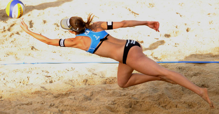 Buon compleanno beach volley