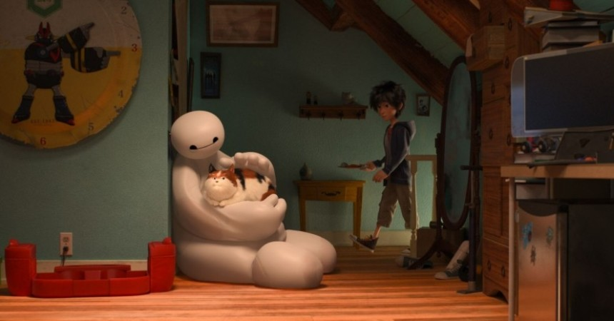 """Big Hero 6"", l'ultimo film Disney"