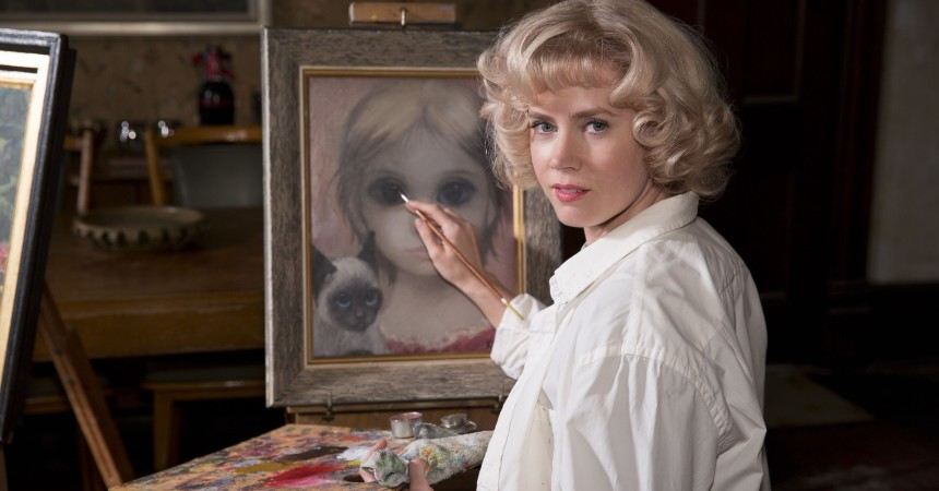 Cinema: Big Eyes di Tim Burton