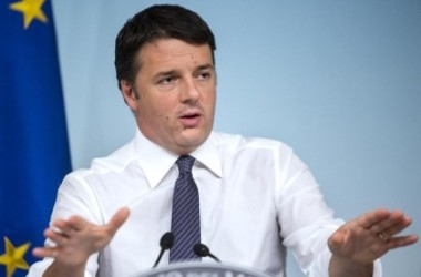 Question Time: Renzi intervento sull'editoria