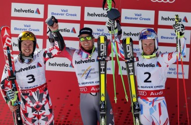Mondiali sci: Ligety re di Beaver Creek