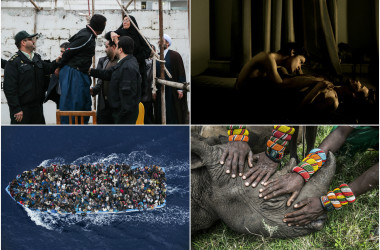 World Press Photo 2015 al museo di Roma in Trastevere