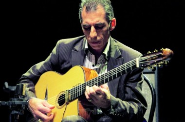 Angelo Debarre omaggia Django Reinhardt all'Auditorium PdM