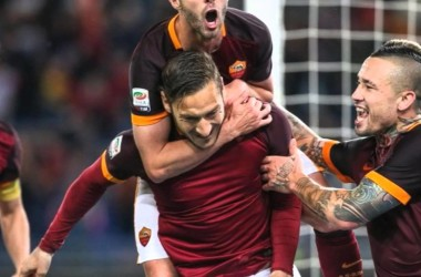 Totti: the show must go on