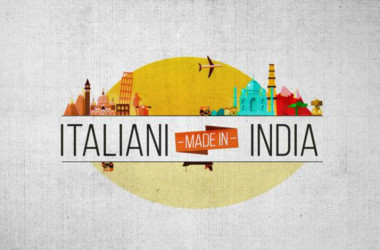 Italiani made in India, l'esperimento antropologico bis di Real Time