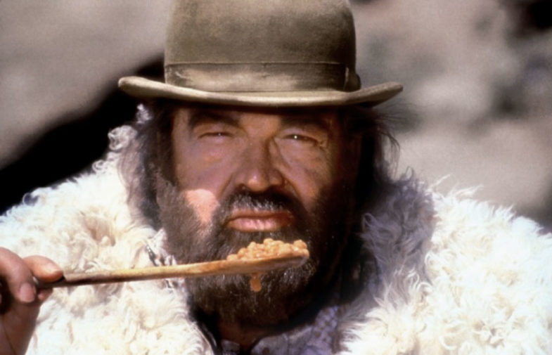 Si è spento Bud Spencer, stella del cinema italiano