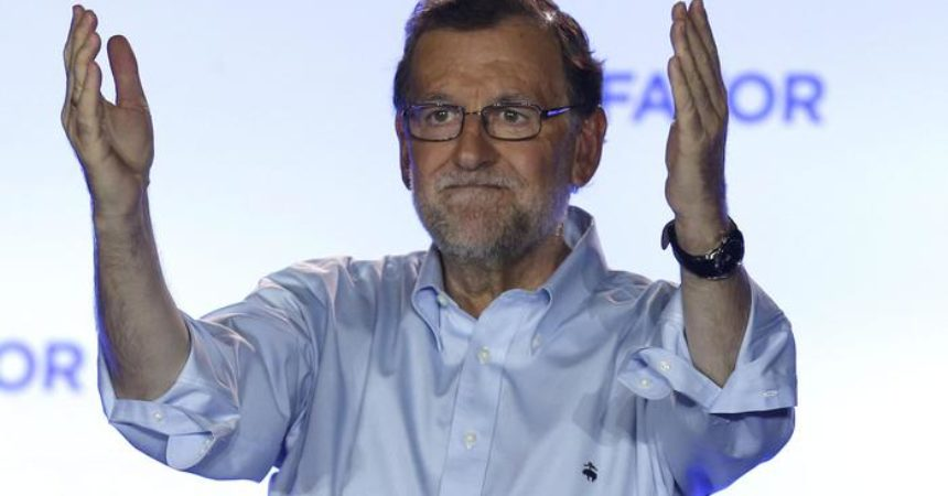 Spagna: effetto Brexit, vince Rajoy