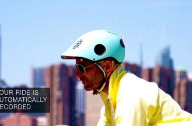 Classon. Il casco super intelligente per la bici [video]