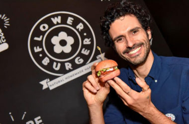 Flower Burger sbarca a Roma con Marco Bianchi
