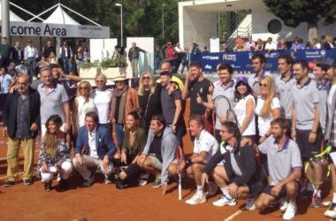 Tennis and Friends 2016, la prevenzione scende in campo (con i vip)