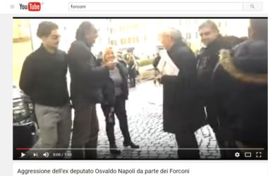 I forconi arrestano un ex deputato (video)