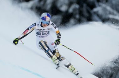 Discesa Garmisch: Vonnderwoman is back!