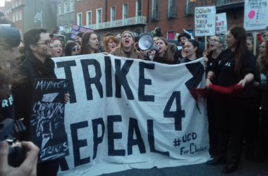 March for Repeal: Dublino marcia per il diritto all'aborto [INTERVISTA]