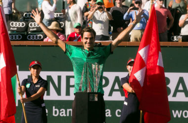 La fiaba Federer incanta Indian Wells