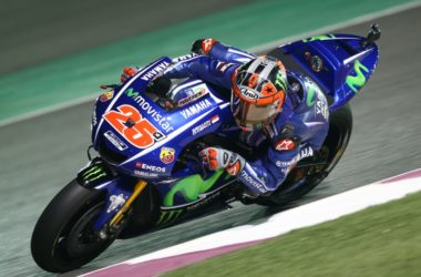 GP Qatar: in pole position l'inarrestabile Vinales