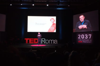 Tedx Roma 2017: 'The future is our present'