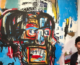 "Basquiat e il suo ""Teschio"" venduto all'asta per 110 mln dollari"