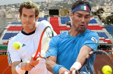 Fognini show al Foro Italico: battuto Murray [VIDEO]