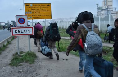 "Human Right Watch denuncia: ""sostanze chimiche contro i migranti di Calais"""