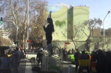 #whitewednesday, continuano le proteste in Iran
