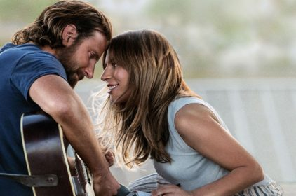 A Star Is Born: la stella Lady Gaga al cinema con Bradley Cooper