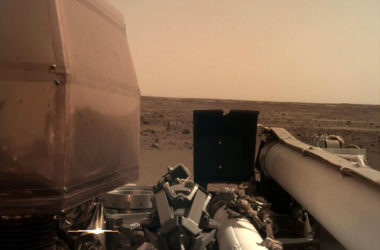 InSight è atterrata su Marte