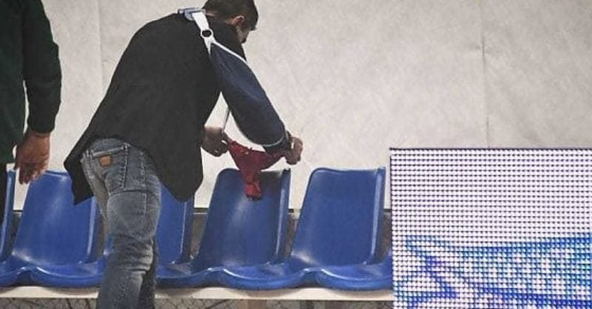 Incredibile Olympiacos in Grecia: il derby finisce in modo assurdo
